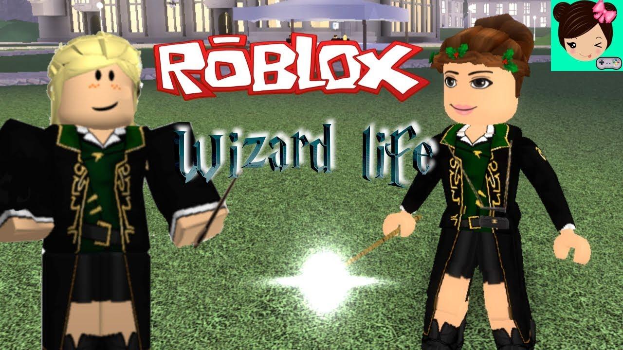 Roblox Y Titi Roleplay Juegos De Colegio Magia Hechicería OPiZXukT