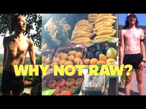 Why I'm Not A Raw Vegan