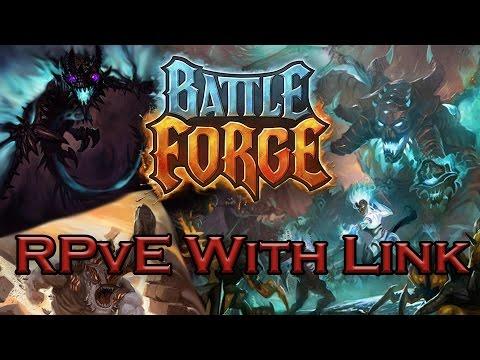 BattleForge - rPvE with MrXLink!