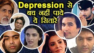 Kapil Sharma, Anushka Sharma, Deeepika & other Celebs who Fought DEPRESSION | FilmiBeat