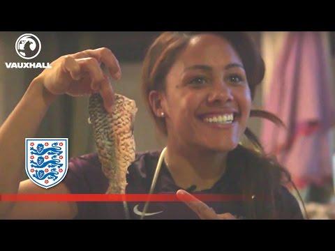 England Women tour China Part 23  Inside Access