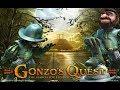 Испанские Путешественники, ищут золото,Игрового Автомата Gonzo's Quest от NetEnt!