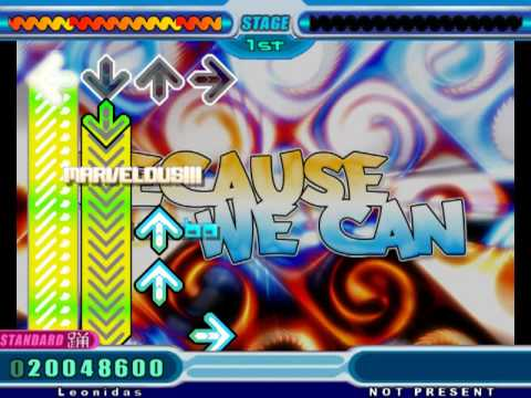 Lets Play StepMania: Fatboy Slim - Because We Can
