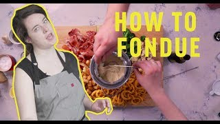 'Cheese with Carl' How To Fondue - Brewed for Food Education Series