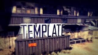Black Ops Radiation 3D Motion Track Template #8 (Mediafire) [HD DOWNLOAD]