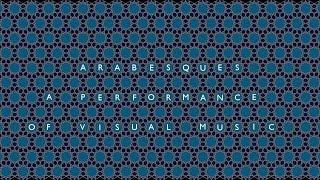 Arabesques at ISEA2014