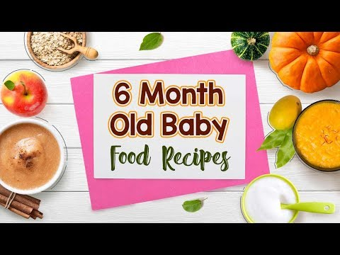 4933246b9 6 Months Old Baby Food Chart Along with Recipes