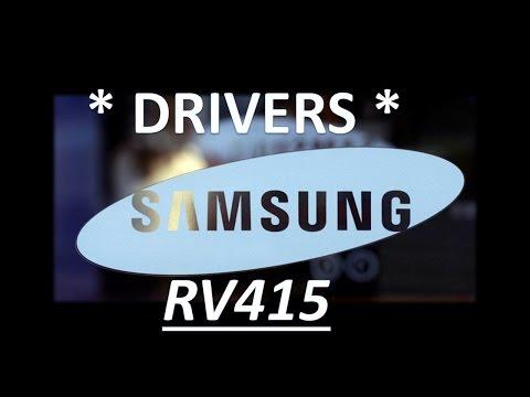 REDE BAIXAR DE 7 RV415 SAMSUNG WINDOWS DRIVER PARA