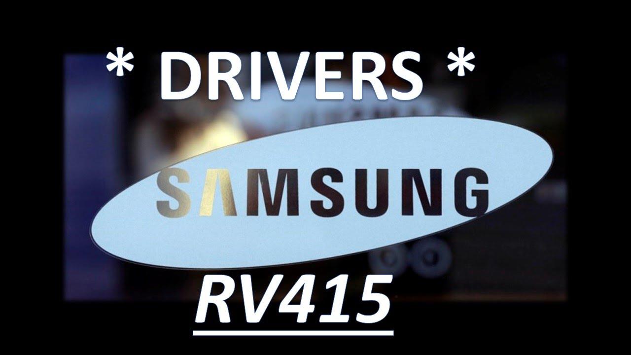 driver de video samsung rv415