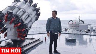 Tin mới Chưa bao giờ Indonesia cứng rắn trên biển Đông như thế! [Giải trí tổng hợp]