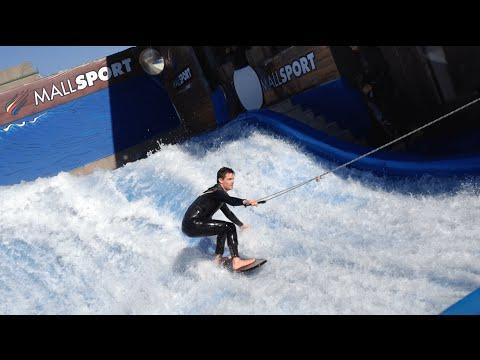Surf Artificial - Santiago - Chile - Ola Mall Sport