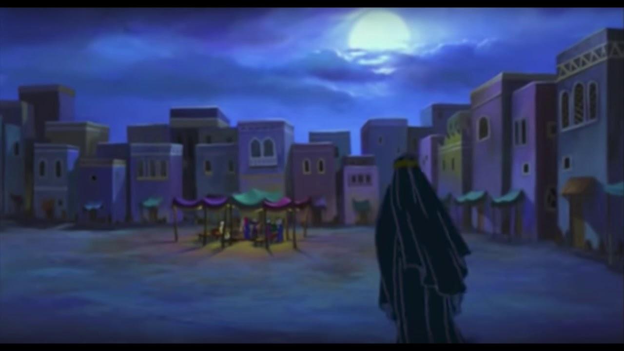 قصة سيرة  النبي صل الله عليه و سلم  جزء الاول للأطفال( ٥) قصص اسلامية تعليمية  ما قبل النوم للاطفال
