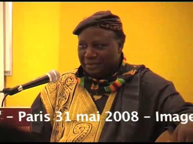 L'apport de l'Afrique dans l'avenir du monde (Paris, 31 mai 2008)