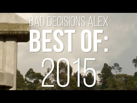 Bad Decisions Alex Best of: 2015 - Skate[Slate].TV