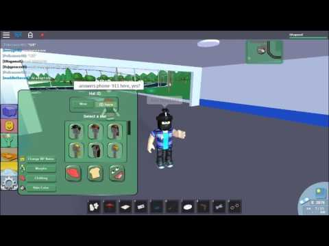 Roblox Code Swat Suit Youtube
