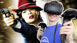 VIRTUAL REALITY SPY GAME | The Price of Freedom VR (HTC Vive Gameplay)