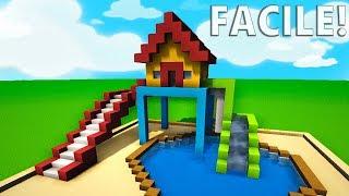 TUTO PARC AQUATIQUE ! | Minecraft
