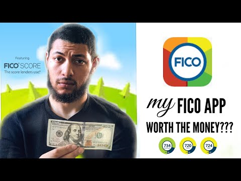 is-myfico-credit-app-worth-the-money???🤔-plus-1000-subs!!!-☑️👍🏾