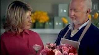 Martha Stewart for 1-800-Flowers.com Commercial - 1