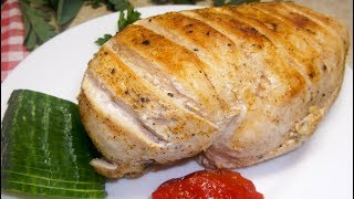 Надоела сухая куриная грудка? Рецепт самого Сочного Куриного Филе в пергаменте на сковороде