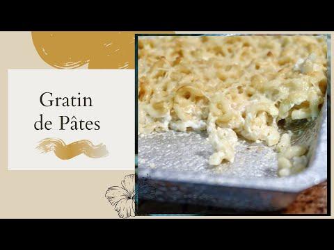 gratin-de-pâtes