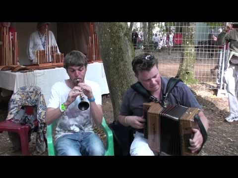 Bombarde Music at the Berry Festival of Traditional Musics