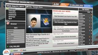 FIFA 12 Режим Карьеры | Трансферы(Simon Humber, Креативный директор FIFA 12 от EA SPORTS™ рассказывает о режиме карьеры. Часть 2 - Трансферы., 2011-09-16T06:53:46.000Z)