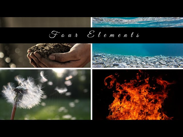 Meditation with the Elements: All Four Elements