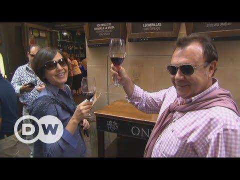 Weltberühmter Wein: der spanische Rioja | DW Deutsch