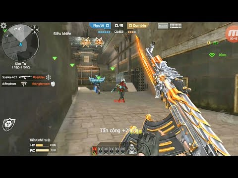 TXT -  AK47 Infernal Dragon - CF Legends