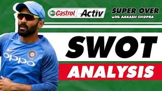 3rd Title WIN for KKR?   Castrol Activ Super Over with Aakash Chopra   KKR SWOT Analysis