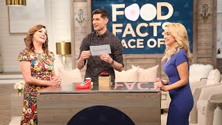 Food Facts Face-Off: Martina McBride vs Kellie! - Pickler & Ben