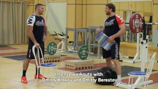 5th International Weightlifting Training Camp