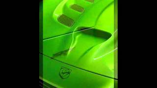 SRT Viper Stryker Green 2014 Videos