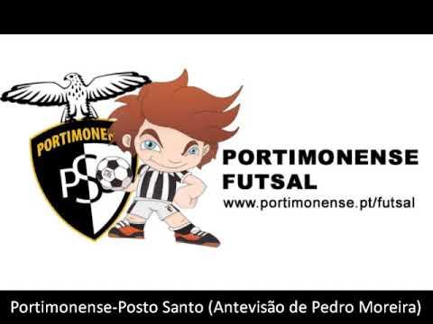 Portimonense-Posto Santo (Antevisão de Pedro Moreira)