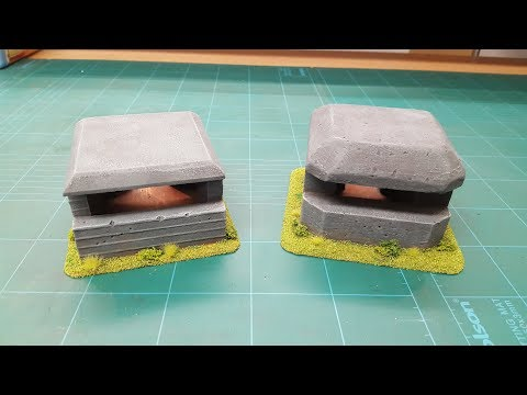 Let's Make - Foam Bunkers (Battlefield Basics Series)