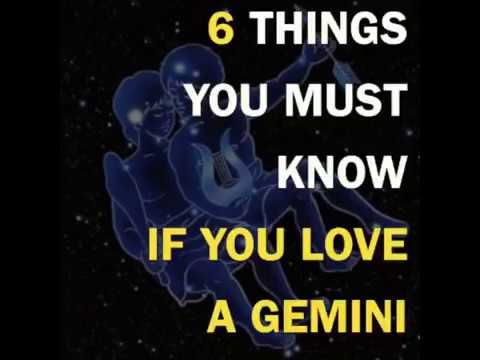 About a gemini things What Happens
