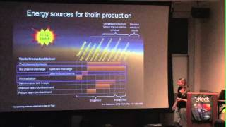 Unraveling the Mysteries of Titan Using Lab on a Chip - Morgan Cable