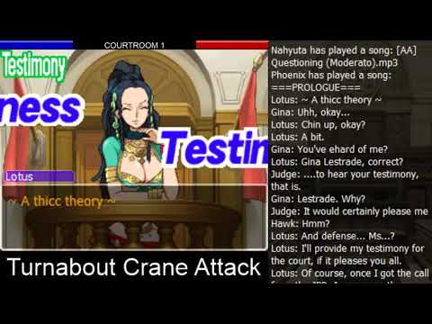 [Case] Turnabout Crane Attack