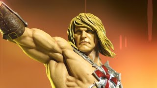 He-Man Statue | Sideshow Collectibles