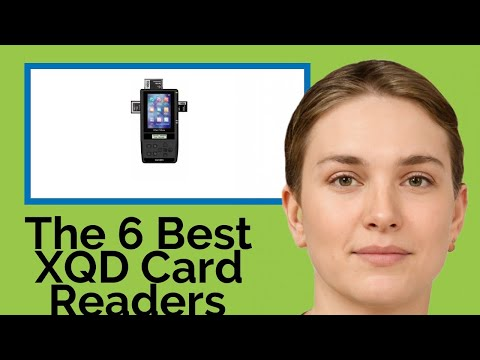 👉 The 6 Best XQD Card Readers 2020  (Review Guide)