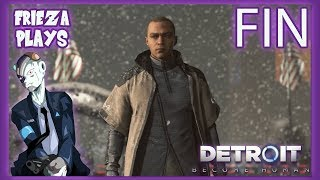 A REVOLUTIONARY ENDING! FRIEZA PLAYS DETROIT BECOME HUMAN FINALE!