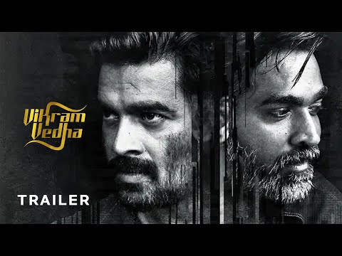 Vikram Vedha Tamil Movie Official Trailer...