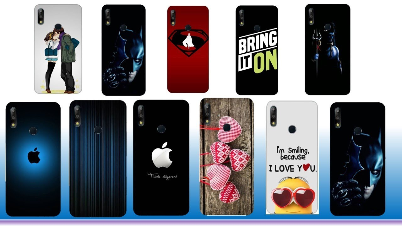 the latest 04edf 895d1 Best Back Cover for Asus ZenFone Max Pro M2   Multicolor Waterproof