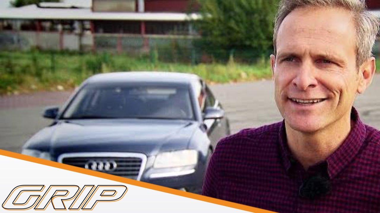 Generationenvergleich: Audi A8 - GRIP - Folge 427 - RTL2