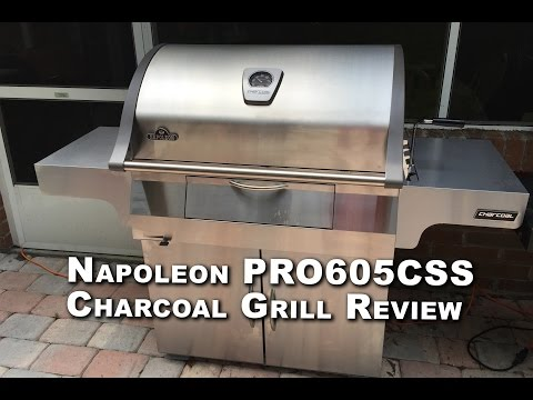 Napoleon Holzkohlegrill Pro605rbcss : Barbecue grill napoleon mirage erhältlich bei grillvertrieb