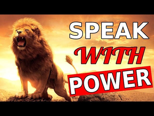 Conversational Power: How to Speak With Power