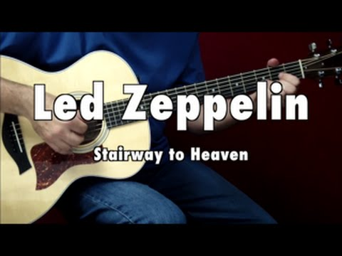 Stairway to Heaven - Led Zeppelin - Guitar Close-Up - Full Performance