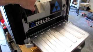 Delta 22-560 Planer