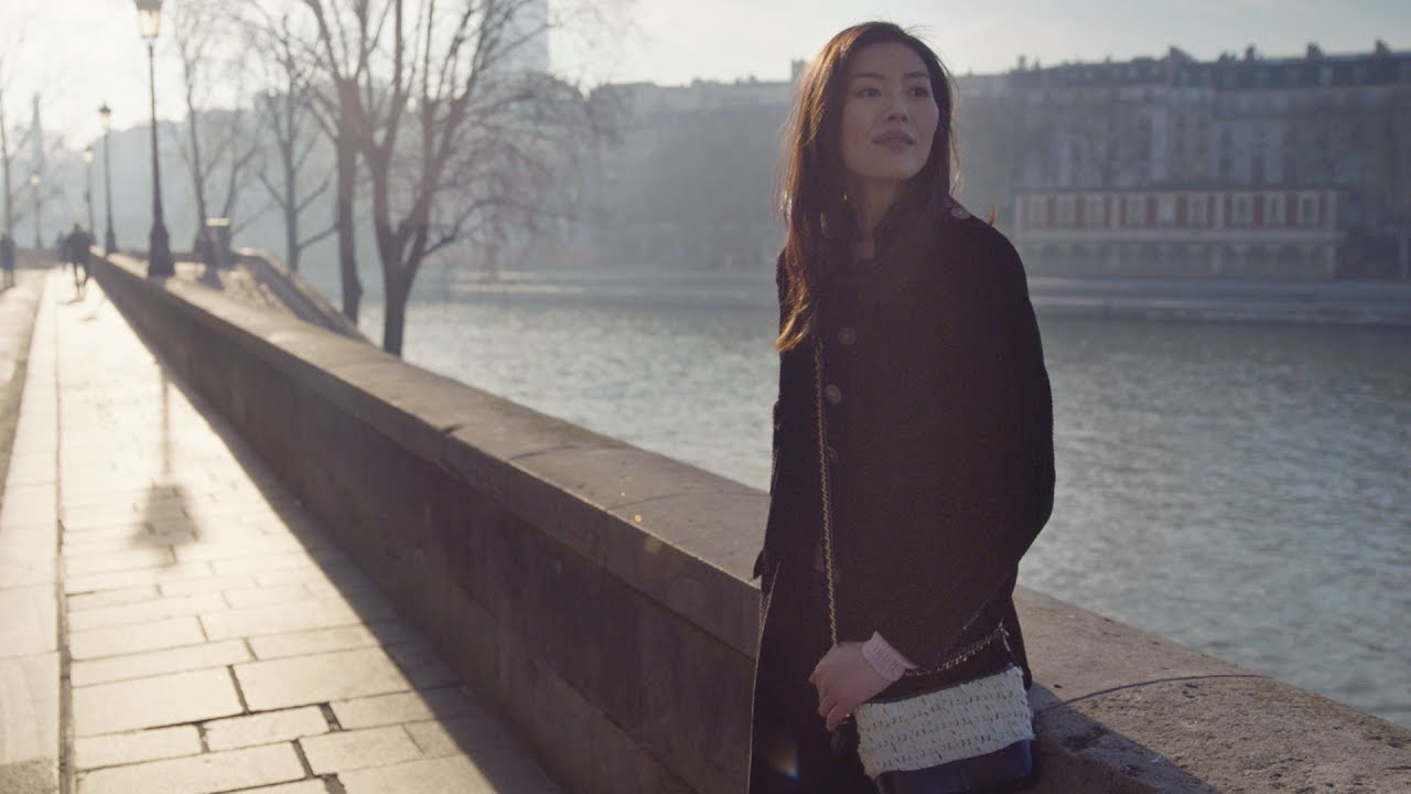 b022bb756637 In Paris with Liu Wen for CHANEL's GABRIELLE bag campaign - YouTube